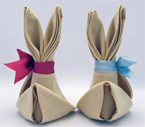 Creative Paper Napkin Folding - 30 simple and creative table napkin folding ideas