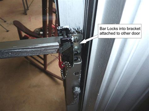 Patio Doors Security Locks Door Security Sliding Patio Door Security Locks