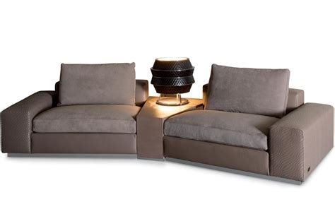 couch miami modular sofa with corner table miami rugiano luxury