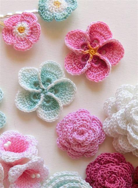 crochet pattern hawaiian flowers crochet flower pattern crochet plumeria frangipani