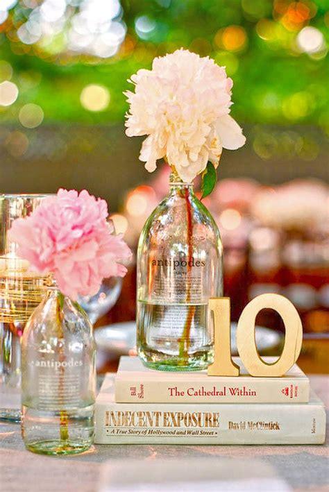non flower centerpieces best 25 centerpieces wedding ideas on