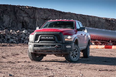 use ram how to use the 2017 ram 2500 power wagon s electric winch