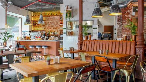 restaurante el garaje grill en madrid goya parque - El Garaje Madrid