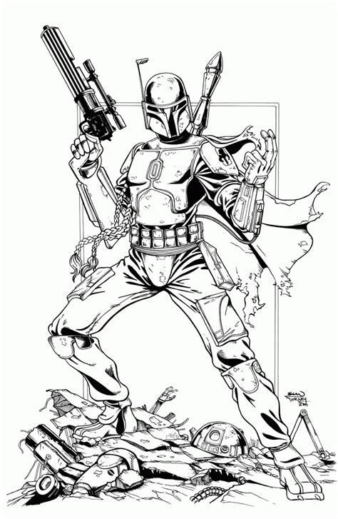 boba fett coloring pages boba fett helmet coloring pages coloring home