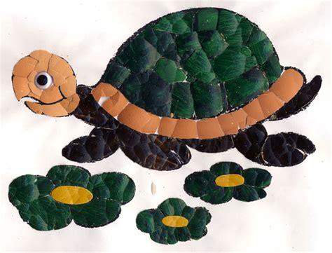 membuat kolase kupu kupu dari daun kering tpq baitul ulya buha manado