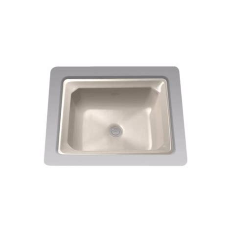 toto undermount lavatory sinks toto guienevere 19 in undermount bathroom with
