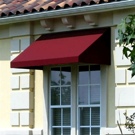 exterior metal window awnings window awnings home fabric awnings new yorker low