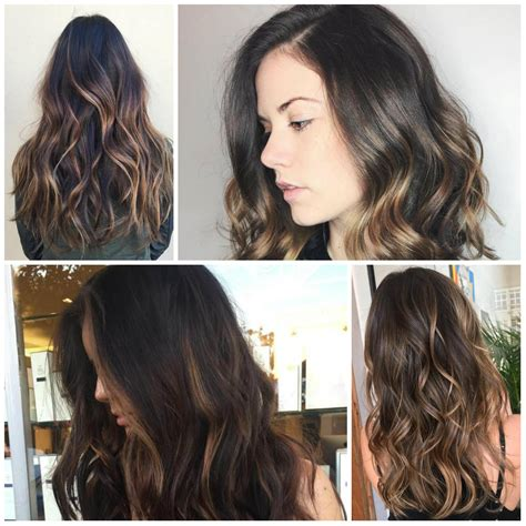 Caramel Highlights At Home by Hairstyle Hairstyle Brown Hair Color Caramel Highlights Balayage Warm Shades Sally Home