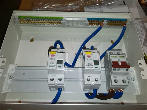 wiring diagram 2 way consumer unit images wiring diagram
