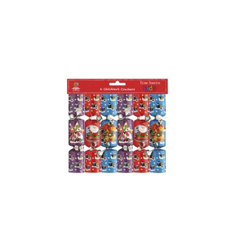 mini kids christmas crackers