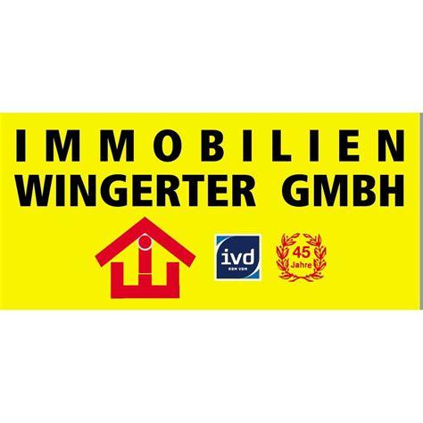 immobilien gmbh wingerter immobilien gmbh in regensburg branchenbuch