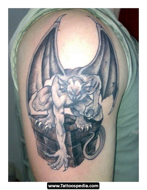 tattoo meaning good and evil evil tattoos 06