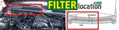 cabin air filter 2015 ford f250 location audi tt cabin