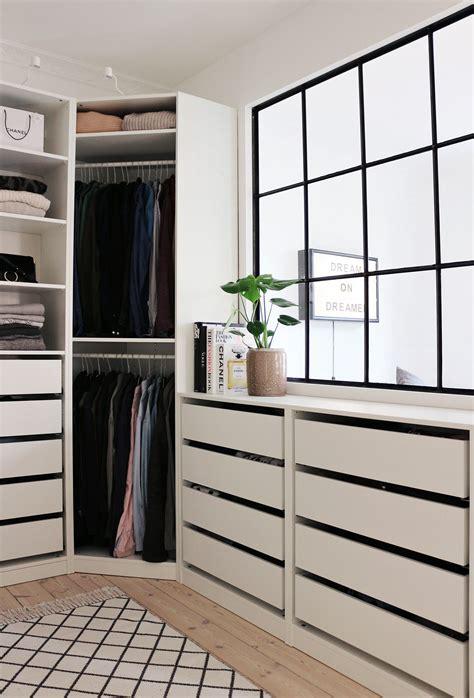 ikea schlafzimmer schrank ideen walk in closet ikea pax inspiration dressing room
