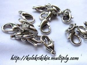 Claps Kotak Silver kait udang silver koleksikikie