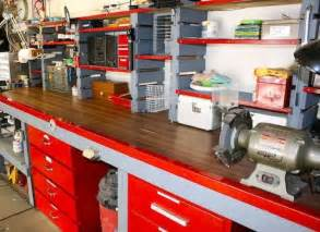 Home Garage Workshop by Garage Workshop Workshop Ideas Where To Set Up Yours