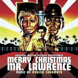 film  site merry christmas  lawrence soundtrack ryuichi sakamoto milan records