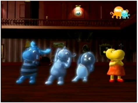 Backyardigans Ghost Top The Backyardigans Its Great To Be A Ghost Wallpapers