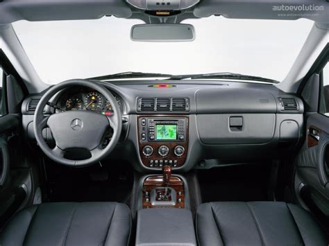 W163 Interior by A Quot Real World Quot Suv Review 2002 2005 Mercedes M Class