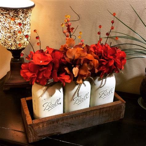 diy fall home decor top 18 the cheapest diy fall decorations with mason jars