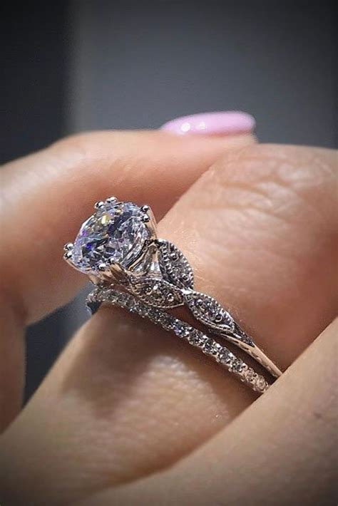 7 Engagement Rings From Since1910 by Sophisticated Vintage Engagement Rings To Prove Your
