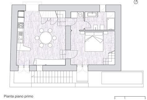 progetti mini appartamenti un mini appartamento di 50 mq che sfrutta l altezza dei
