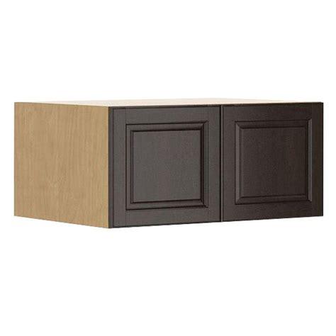 eurostyle kitchen cabinets eurostyle ready to assemble 33x15x24 in naples fridge top