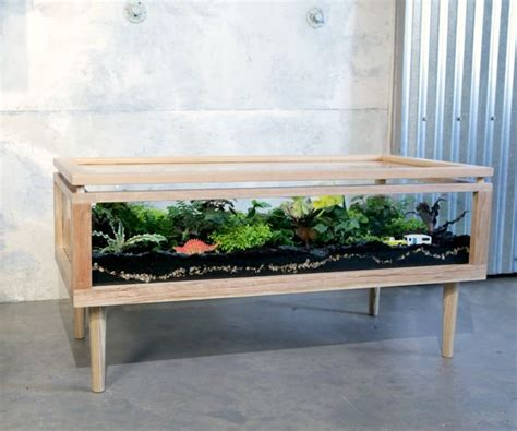 Terrarium Coffee Table terrarium table