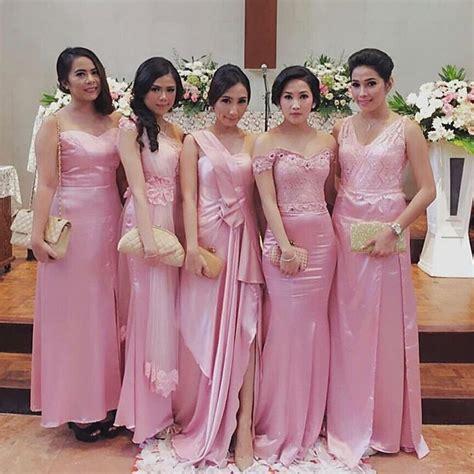Cdf Sabrina Drs Hitam Dress kebaya brokat dress satin mermaid dress