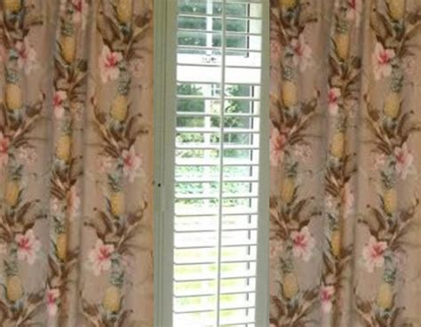 tommy bahama drapes tropical curtains sale drapes tommy bahama indoor outdoor