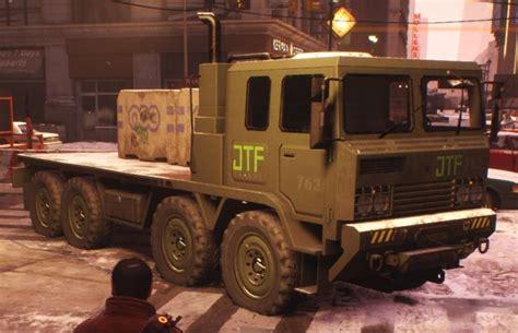 Topi Trucker Tom Clancy S The Division Origins 2 Warna igcd net tatra 813 in tom clancy s the division