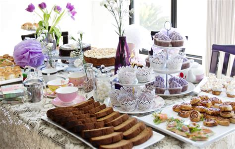 kitchen tea food ideas ideas for afternoon tea party vintage crockery tea party
