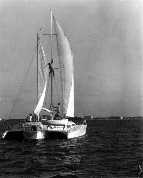 catamaran boat key west florida memory catamaran boat en route to key west