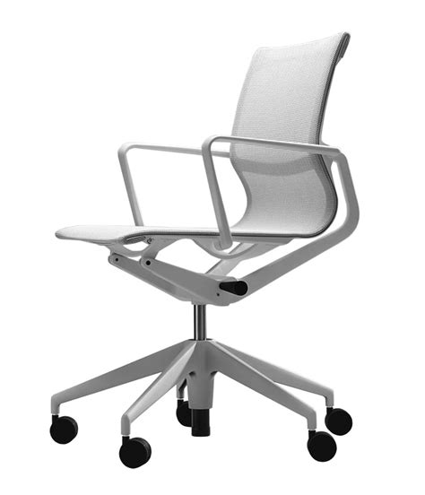 chaise de bureau vitra vitra chaise de bureau pivotant avec roues physix assise