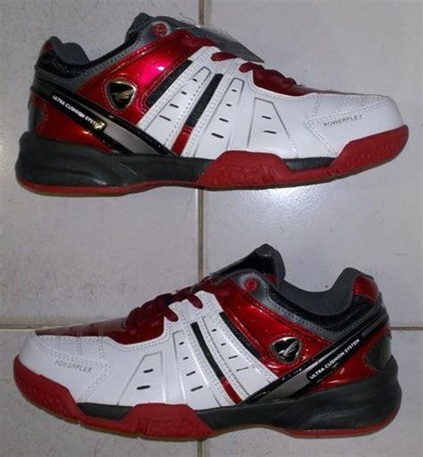 Jual Sepatu Badminton Dan S Orii Toko Jual Sepatu Bulutangkis Badminton Original Murah Putih Merah