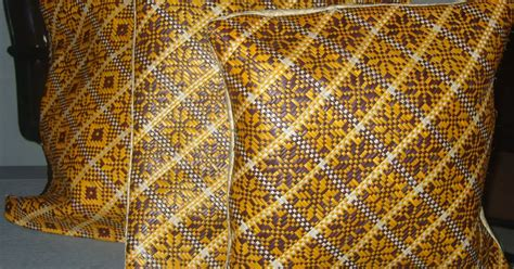 Kain Batik Fashion Bunga Matahari wan andriko wacana batik motif tikar natuna