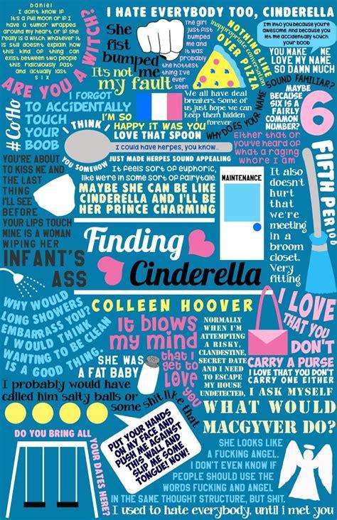 Finding Cinderella Colleen Hoover finding cinderella libros posts cinderella and book