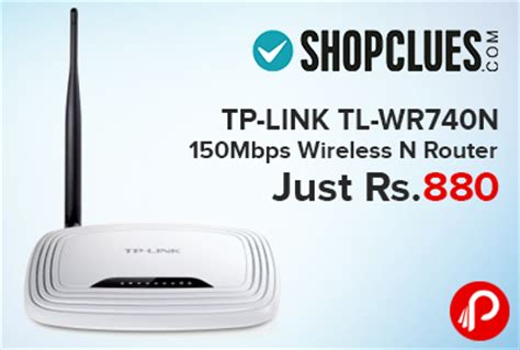 Tp Link Wireless N Router Tl Wr740n tp link tl wr740n 150mbps wireless n router in rs 880