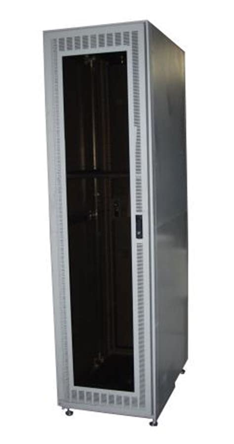 Enclosed Server Rack by Server Rack Deluxe Enclosed
