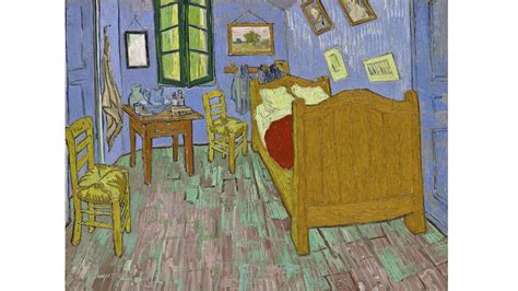 Bedroom At Arles Gogh Museum Windows In Arles The City That Inspired Generations Of