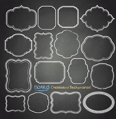 37 Chalkboard Backgrounds Eps Ai Illustrator Format Download Free Premium Templates Chalkboard Template