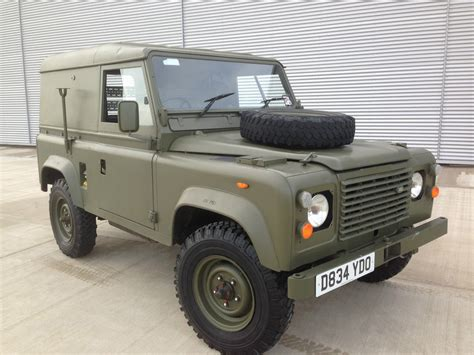 land rover truck for sale land rover defender 90 light utility truck diesel rhd 5
