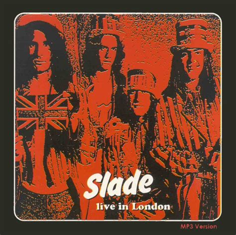 format live cd slade live in london cd at discogs