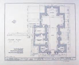 gallery for gt the alamo blueprints