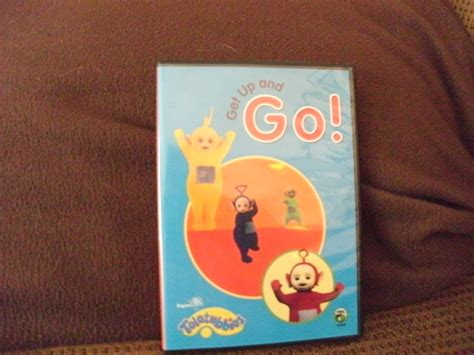 film get up and go free teletubbies quot get up and go quot other dvds movies