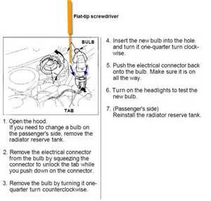 headlight connector stuck honda tech