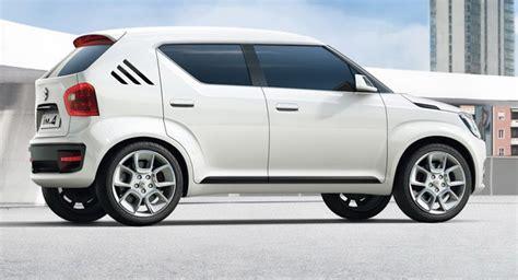 Small Suzuki 4x4 Suzuki S Im 4 Concept Is A Yet Capable Offroader W