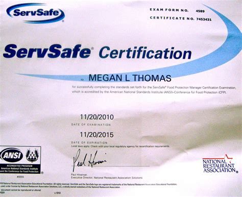 food certification 28 images food safety certificate sonrise food safety freshcare systems