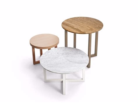 bistro side table sidney collection by varaschin