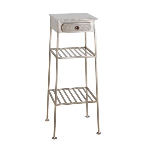 Small Metal Accent Table Fabulous Acrylic Accent Table With Small Metal Accent Table Kc Designs Furniture Nanudeal